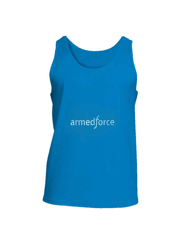 Battleraddle Armedforce Men Cotton Cotton Tank Top