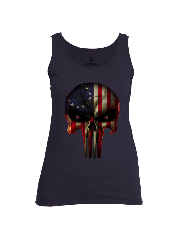 Battleraddle Expounder Colony Flag Womens Cotton Tank Top