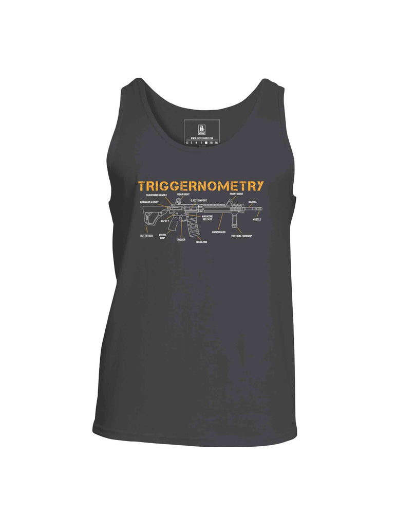 Battleraddle Triggernometry Mens Cotton Tank Top