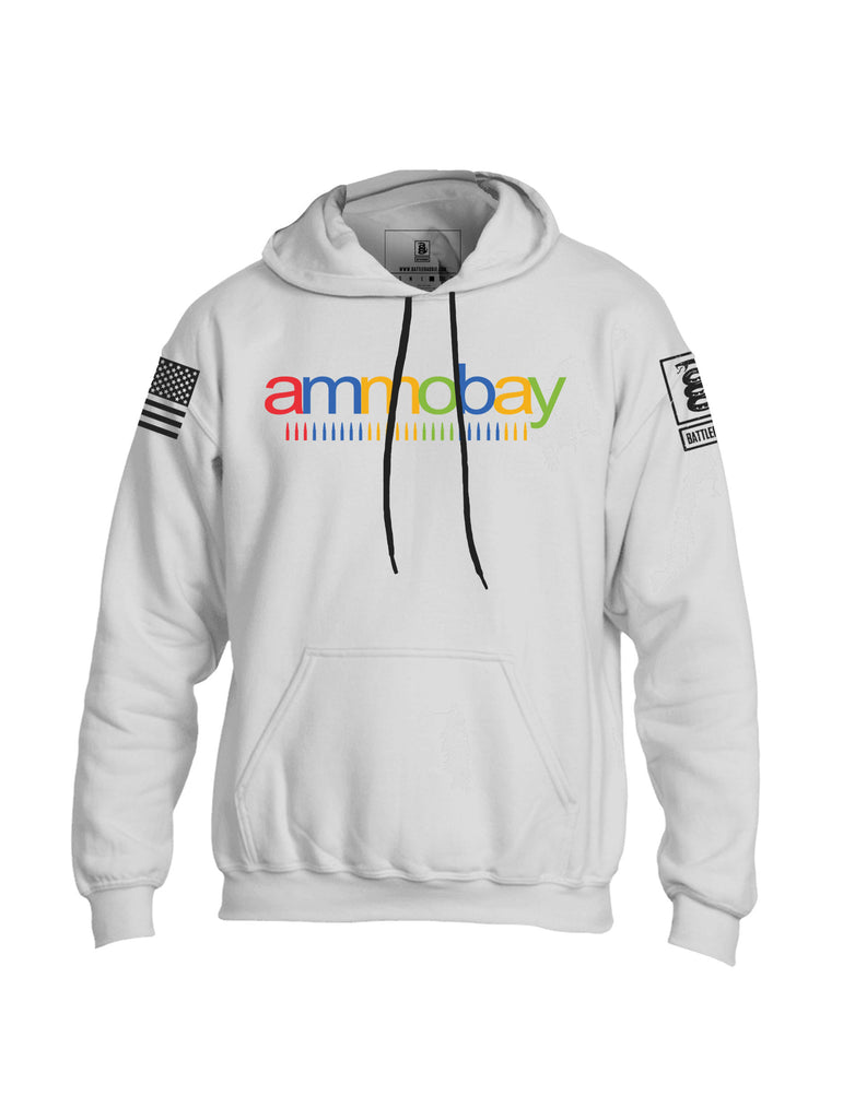 Battleraddle AMMOBAY Mens Blended Hoodie With Pockets - Battleraddle® LLC