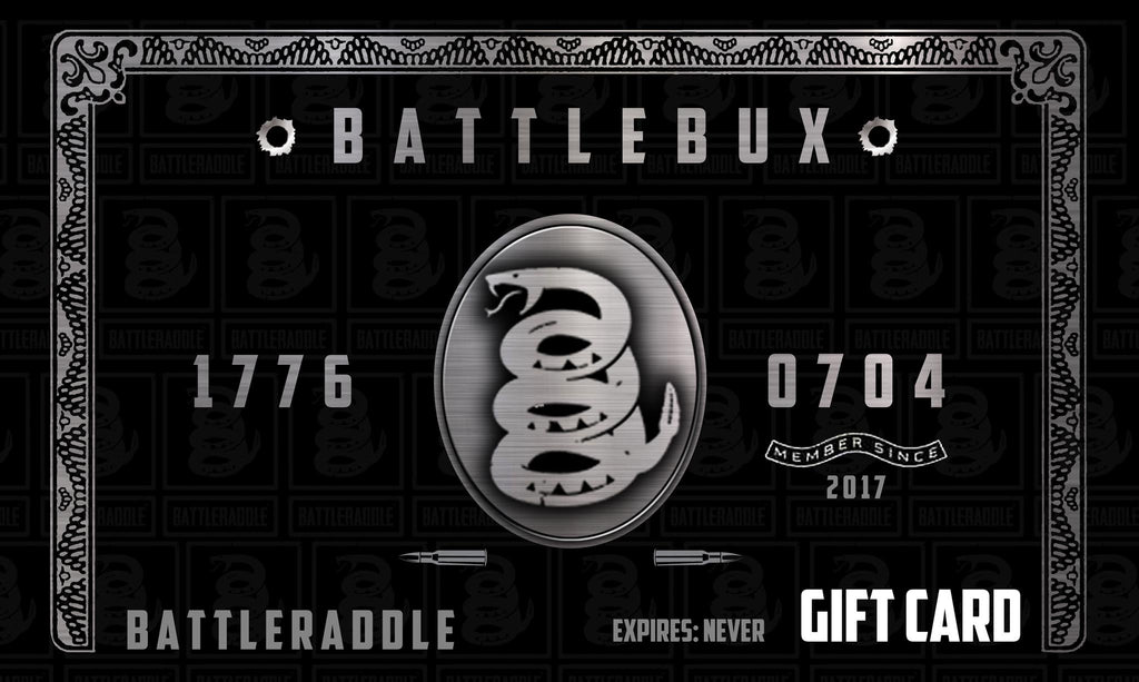 Battleraddle Battlebux E Gift Card - Battleraddle® LLC