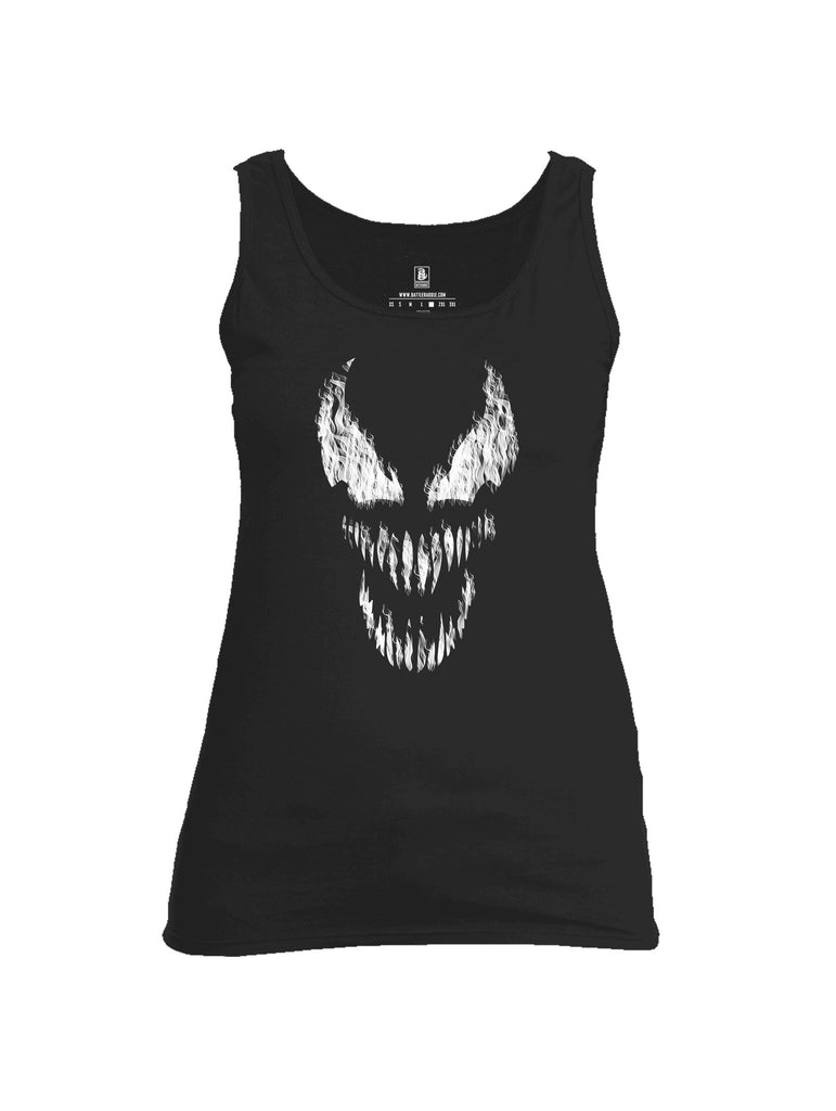 Battleraddle Classic Venomize Villain Womens Cotton Tank Top