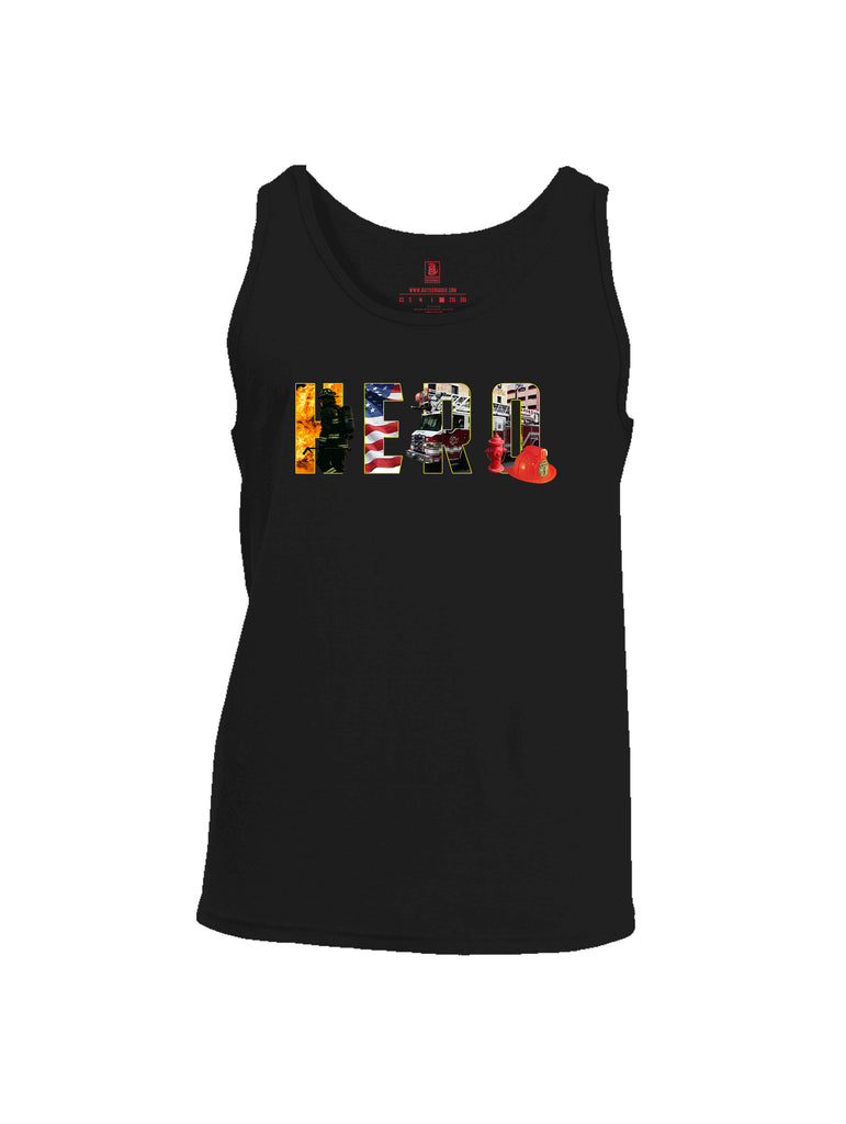 Battleraddle Hero Mens Cotton Tank Top