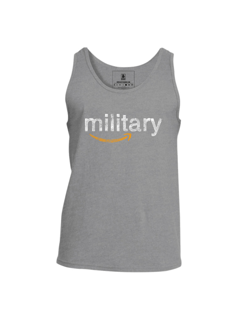 Battleraddle Military Mens Cotton Tank Top