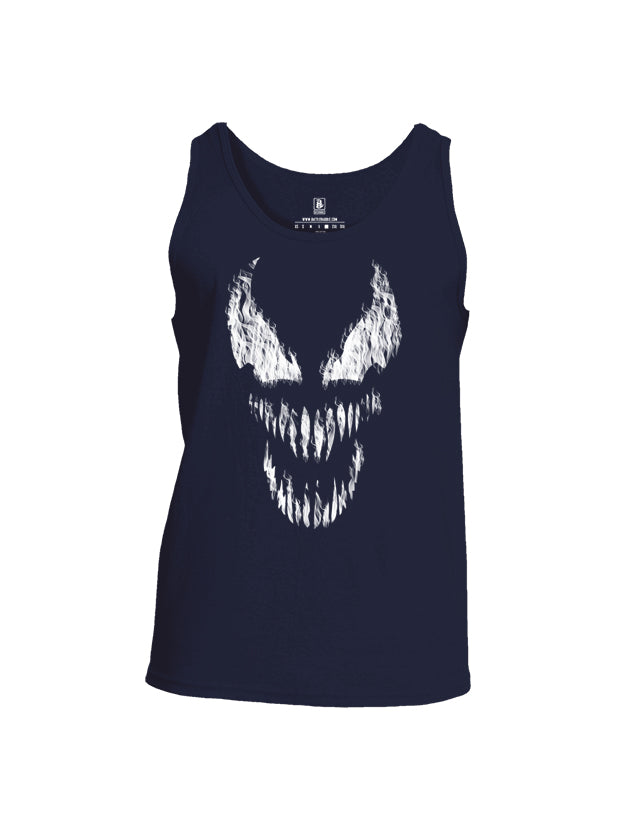 Battleraddle Classic Venom Mens Cotton Tank Top - Battleraddle® LLC
