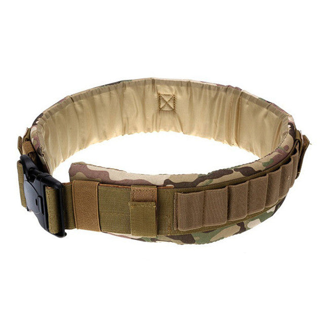 Battleraddle Tactical Military Camouflage Belts