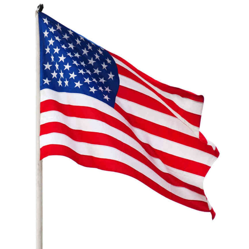 Battleraddle New Arrival Jumbo 3'x5' American Flag USA US FT Polyester