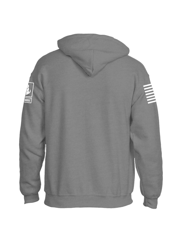 Battleraddle Harden Up Mens Blended Hoodie With Pockets