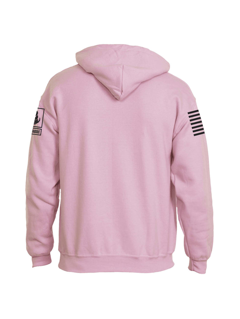 Battleraddle Gunflix Mens Blended Hoodie With Pockets