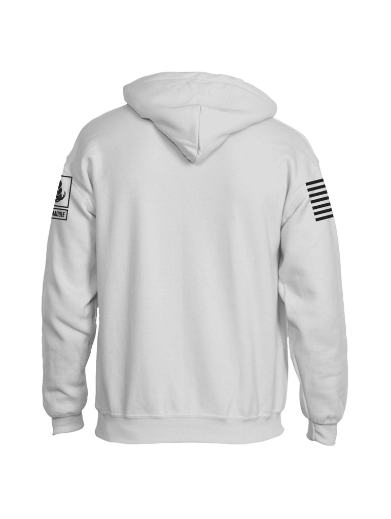 Battleraddle Pew Tube Mens Blended Hoodie With Pockets