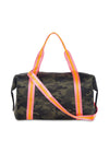 Haute Shore - Trip Weekender Bag (Morgan, Green Camo w/Orange & Pink Straps) alt view 1
