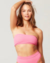 LSpace Bubblegum Pink Beachwave Top