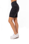 Spanx - Look At Me Now Bike Shorts (50180R, Black Camo) alt view 1