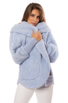 Nordic Beach - Cashmere Blue Body Wrap (WRAP, Cashmere Blue) alt view 1