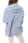 Nordic Beach - Cashmere Blue Body Wrap (WRAP, Cashmere Blue) alt view 3