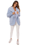 Nordic Beach - Cashmere Blue Body Wrap (WRAP, Cashmere Blue) alt view 8