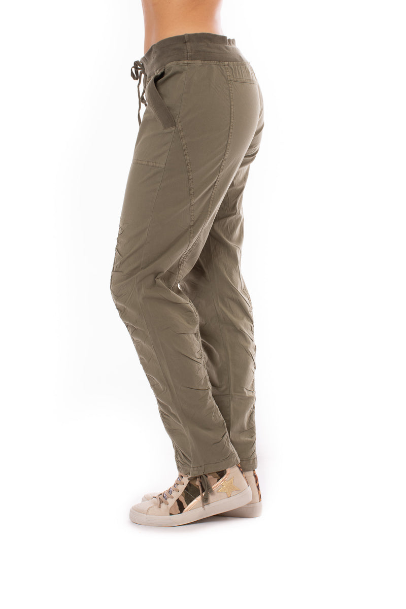 Wearables - Jules Pant (21886w, Dark Olive)