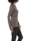 Yonkers Sweater - One Size Fits All (Style 2802, Caviar) by Phat Buddha alt view 1