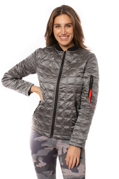 Anorak - Inu Jacket (50792, Platinum) alt view 1