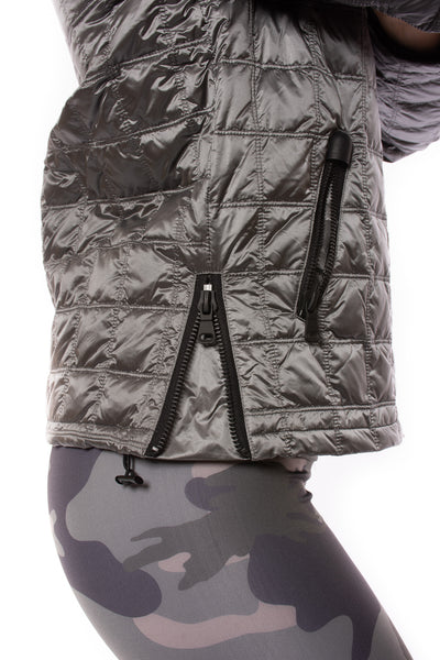 Anorak - Inu Jacket (50792, Platinum) alt view 4