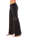 Hard Tail Forever - Wide Leg Roll Down Pants (W-326, Black Mineral Wash) alt view 4