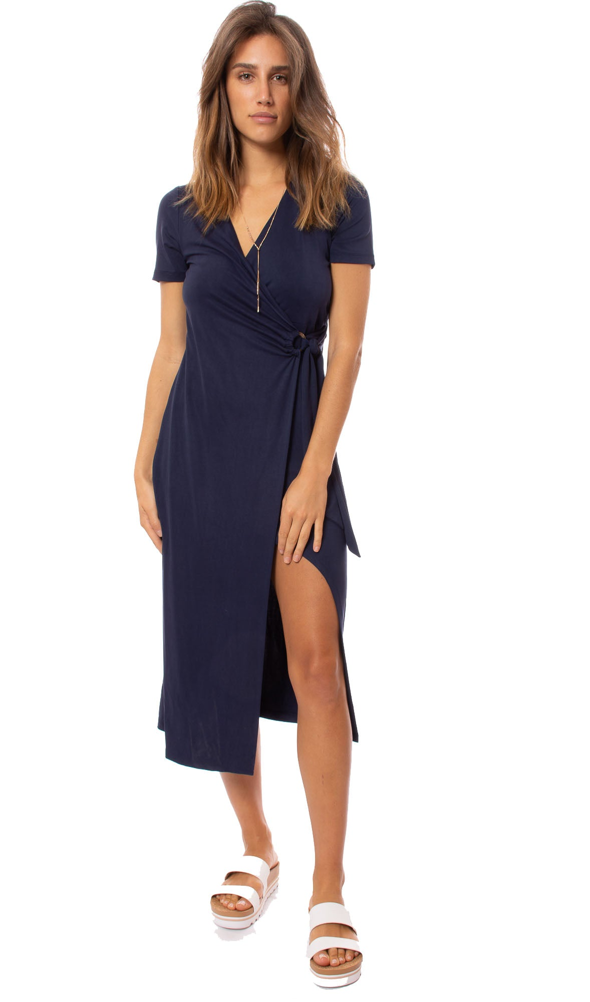 Heartland - Colton Dress (202DJ2B, Indigo)