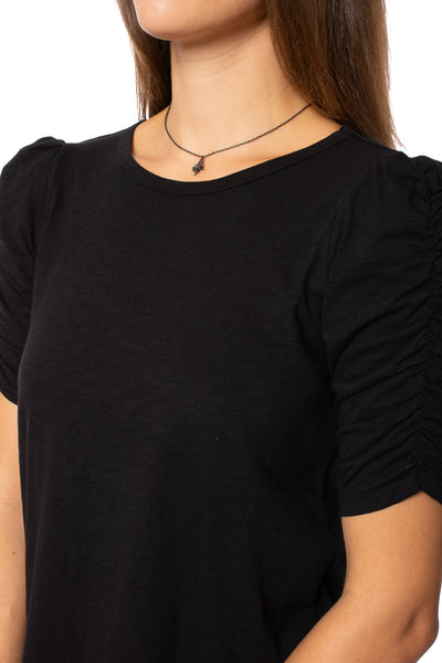 Sanctuary - Ruche Me Blouse (CT2996K60, Black) alt view 6