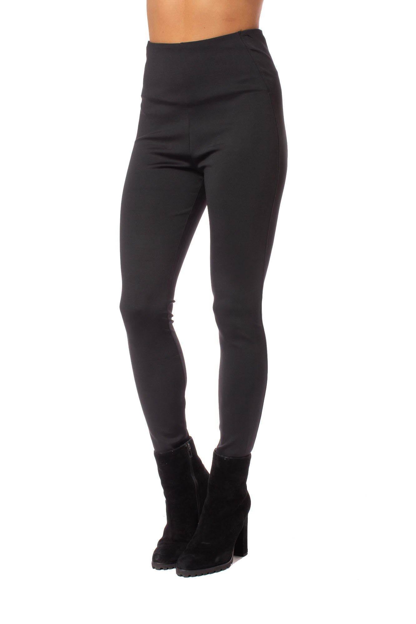 Lysse - High Waist Vegan Legging (10-1379-M8, Black)
