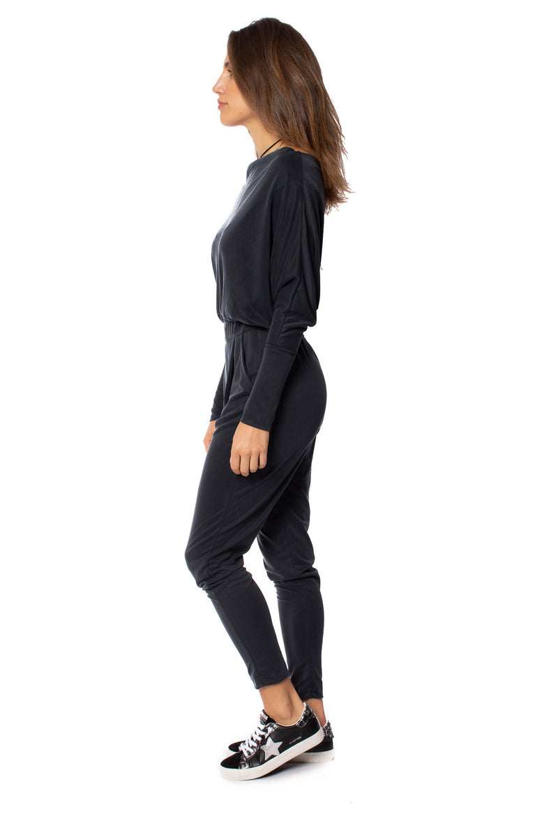 Elan - One Piece Jumpsuit (PQ7248, Black)