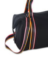Haute Shore - Weekender Morgan Tour (WEEKEND, Black w/Pink & Orange Straps) alt view 3
