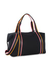 Haute Shore - Weekender Morgan Tour (WEEKEND, Black w/Pink & Orange Straps) alt view 4