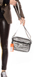 Haute Shore - Drew Puffer Noble Crossbody (Drew, Metalic Silver) alt view 6