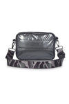 Haute Shore - Drew Puffer Cool Crossbody (Drew, Metalic Grey) alt view 5
