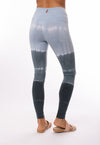 Hard Tail Forever - High Rise Ankle Legging Tie-Dye Bl2 (W-566, Tie-Dye BL2) alt view 1