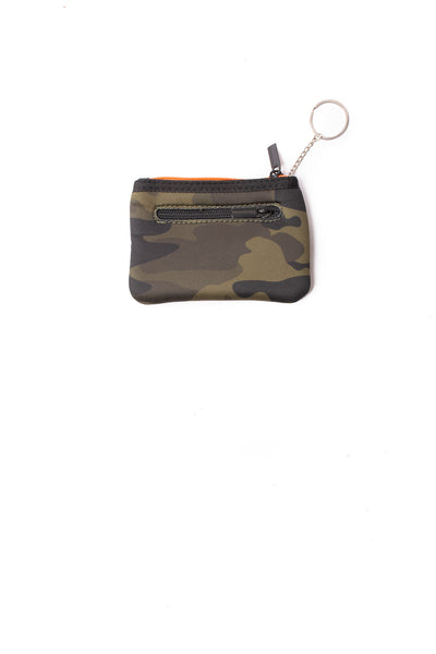 Haute Shore - Show-Off Card Case (Max, Camo Green w/Orange & Pink Stripe) alt view 1