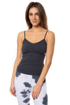 Hard Tail Forever - Strap Back Tank (W-942, Onyx) alt view 1