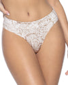 PilyQ Cobra High Waist Bottom