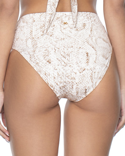 PilyQ Cobra High Waist Bottom alt view 1