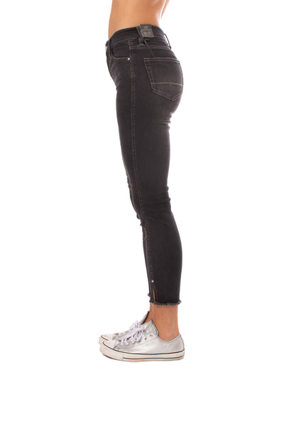 Stonefield - Conrad High Rise Ankle Skinny Jeans (CONRAD, Roby Black) alt view 1