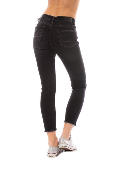 Stonefield - Conrad High Rise Ankle Skinny Jeans (CONRAD, Vintage Black) alt view 2