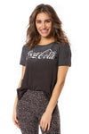Chaser - Coca Cola T-Shirt (CW8596-COK273, Black) alt view 1