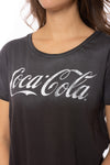 Chaser - Coca Cola T-Shirt (CW8596-COK273, Black) alt view 5