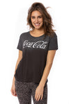 Chaser - Coca Cola T-Shirt (CW8596-COK273, Black) alt view 6