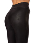 Spanx - Faux Leather Leggings (2437, Black) alt view 2