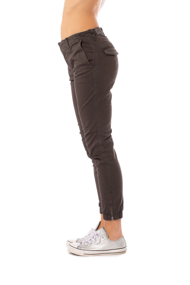 Stonefield - Sinclair Cotton Pants (SINCLAIR, Charcoal)