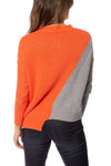 Zaket & Plover - Persimmon Crew Neck Sweater (ZW2094U, Persimmon) alt view 3
