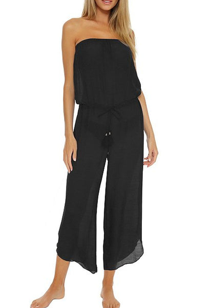 Becca Wayfarer Jumpsuit Cover Up