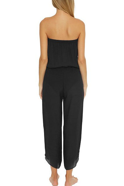Becca Wayfarer Jumpsuit Cover Up alt view 1