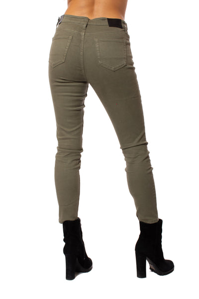 Stonefield - Conrad Vintage Forest Jeans (SW01002, Forest Green) alt view 2