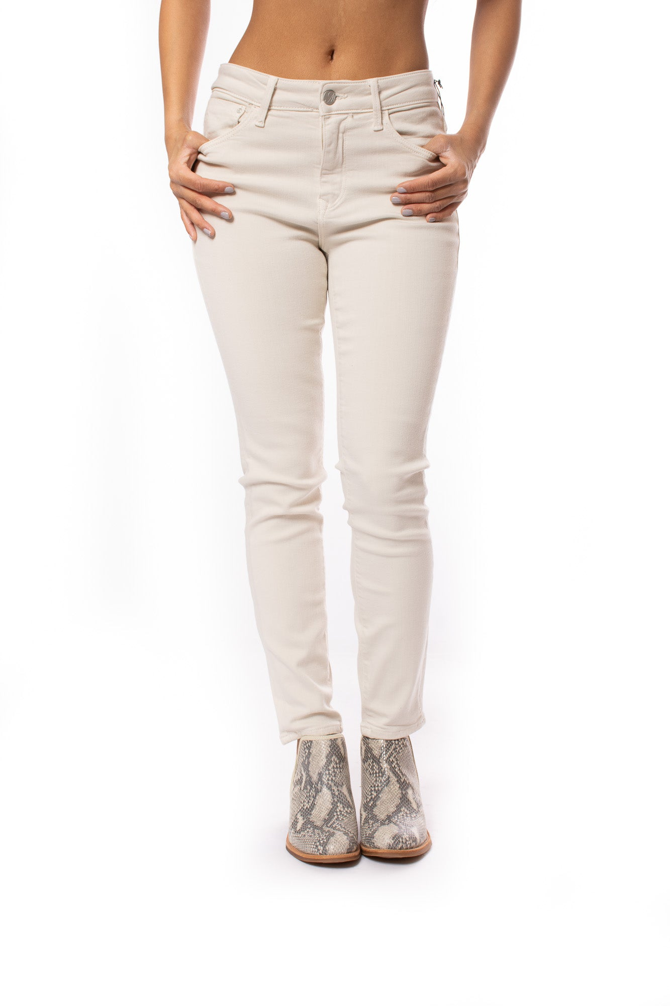 Mavi Jeans - Tess Moonbeam Jeans (100328, Moon)
